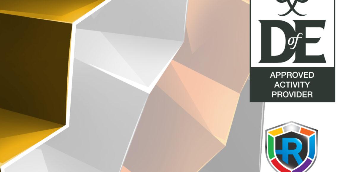 resolveit logo and dofe logo